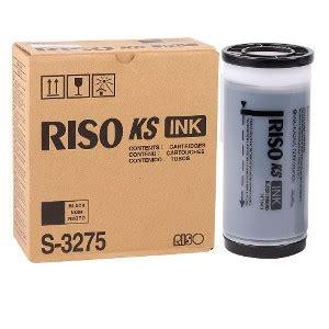 Tinta Riso Ks 800 Tinta Riso Negra Ks S 3275 Romis