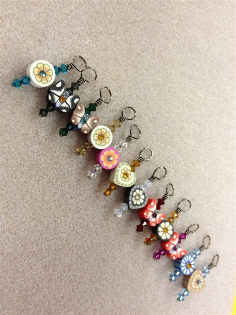 knitting markers stitch markers knit crochet