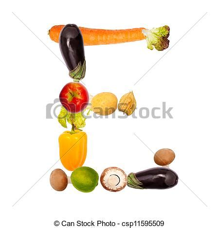 Lettre De Motivation Vendeuse Fruit Et Legume Photographies De Divers L 233 Gumes E Lettre Fruits Les Lettre E Csp11595509