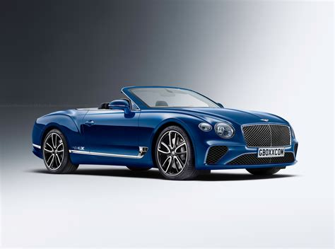 continental bentley yes a 2018 bentley continental gt cabriolet would look