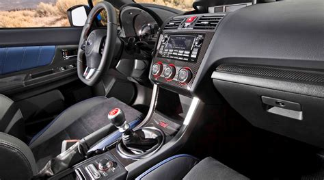 subaru wrx interior 2017 interior 2017 wrx limited design msrp price mpg engine of