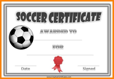 free certificate templates for word uk soccer award certificate templates best professional
