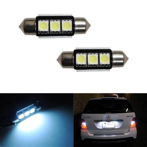 european lights for cars ijdmtoy 3 smd error free 6418 c5w led bulbs for european