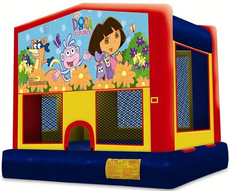 bounce house rentals ma 15x15 dora the explorer bounce house mike s moonwalk rentals