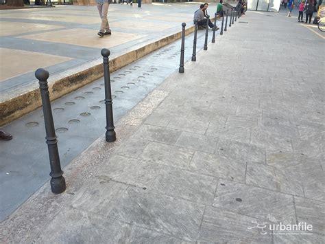 parcheggio porta venezia porta venezia le parigine sistemate a caso