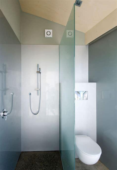bathroom glass divider cornege preston house designed by bonnifait giesen