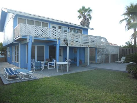 house rentals in south padre island south padre island house rental blue house cozy