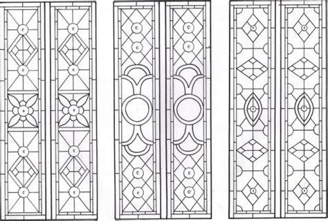 pattern design glass coriander stained glass design