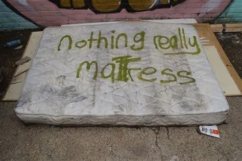 Nothing Really Mattress by Nothing Really Mattress Ululating Undulating Ungulate