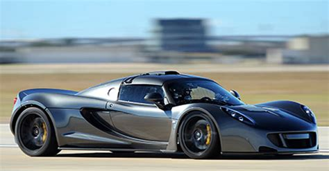 While most of us can only dream of owning the fastest car in the world