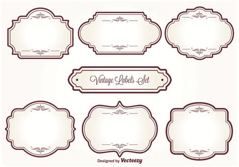 blank vintage label templates pictures to pin on pinterest