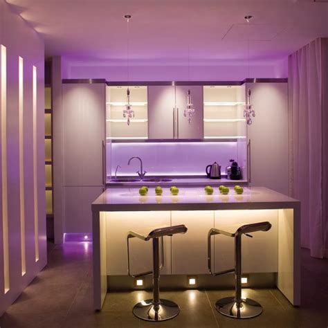 Kitchen Lighting Uk How To Plan Your Kitchen Lighting Beautiful Kitchens