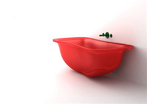 Collapsible Bathtub by Foldable Bathtub Sylwia Ulica Rivera Designapplause