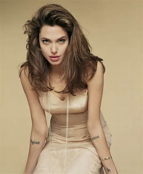 tattoo angelina jolie arm 20 amazing angelina jolie tattoos pictures hative