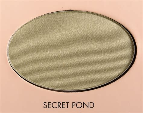 Eyeshadow Ponds tarina tarantino secret pond eyeshadow review swatches