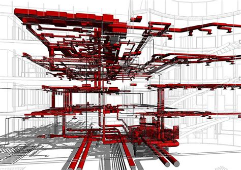 Plumbing In Revit by Simulation Of Architectural Projects Important Aspects Of