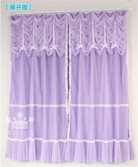 purple lace curtains custom upscale luxurious sitting room purple curtain