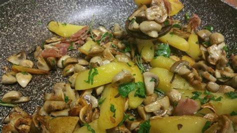 cucinare patate funghi e patate cucinare it