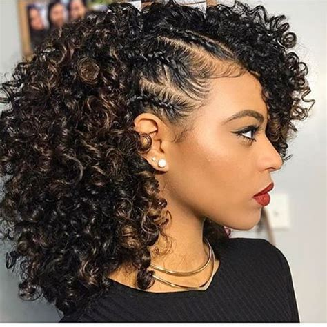 spick hair sytle for black women 25 best ideas about black curly hairstyles on pinterest