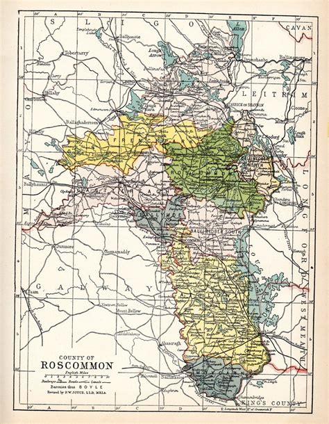 Roscommon Ireland Birth Records Ireland Counties Roscommon Michiana History Publications