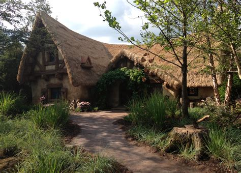 Dwarfs Cottage by The Cottage Of The Seven Dwarfs Parkeology
