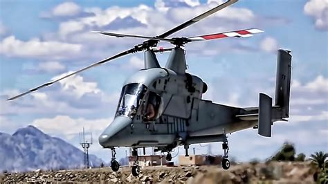K A Maxy kaman k max helicopter cargo resupply unmanned aircraft