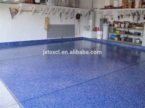 Decorative Chips Garage Floor Epoxy Coating   Buy Garage
