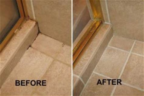 bathroom shower tile grout repair tile repair weirman and sons hardwood flooring