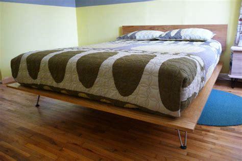 platform bed frame diy easy to build diy platform bed designs