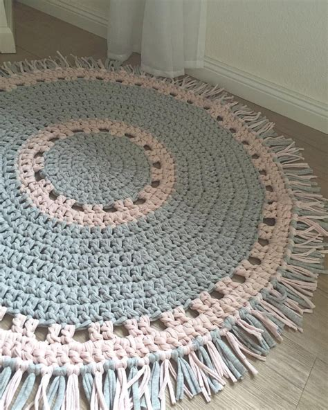 alfombra ganchillo crochet rug alfombra a ganchillo crochet rugs