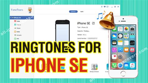 how to make ringtones for iphone se for free iphone se ringtone maker