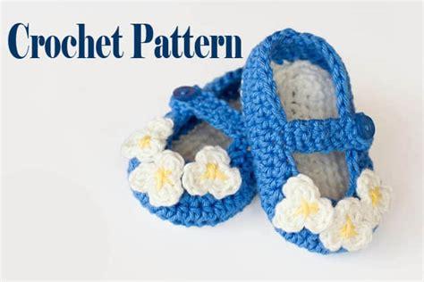 paso a paso zapatitos tejidos a crochet paso a paso con patron