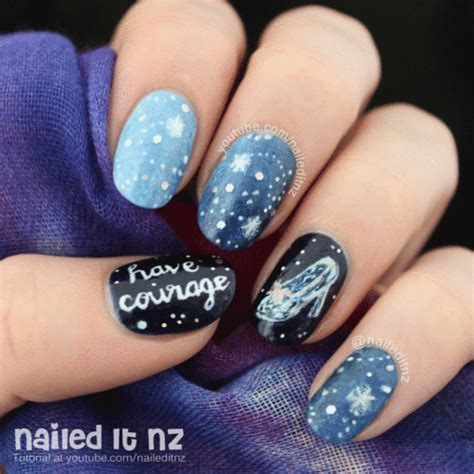 Hair Dryer Merk Bosch cinderella nail tutorial nail ftempo
