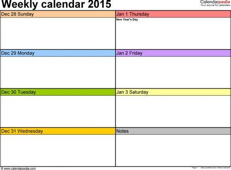 two week calendar template free blank two week calendar printable free calendar template