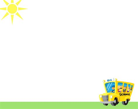 free children education backgrounds for powerpoint
