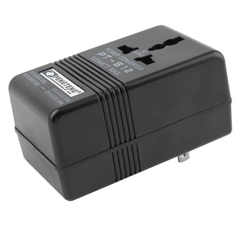 Adaptor Multi Volt 100w power converter adapter 110v 120v to 220v 240v dual