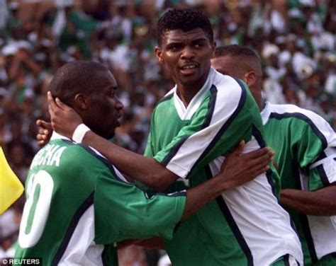 World Cup Okocha Kanu Nwankwo Others Set For Honours In Russia National Helm by Okocha Why Players Are Not For Top Clubs In Europe