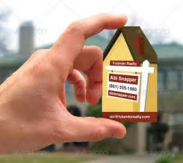real estate business cards designs 40 creative real estate and construction business cards