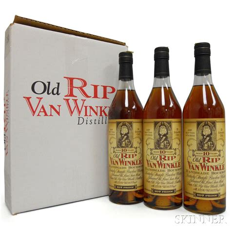 Rip Winkle Handmade Bourbon - rip winkle handmade bourbon 10 years 2013 3