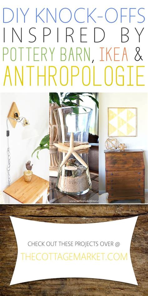 diy pottery barn knock off salvaged inspirations pinterest the world s catalog of ideas