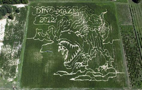 ohios  corn maze  corn maze  hartville ohio