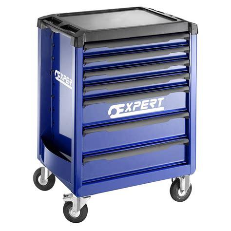 Roller Cabinet 7 Draw Tekiro Tbi3007 britool expert e010193 roll 7 drawer 3 module roller cabinet blue
