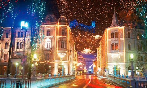 imagenes de miami en navidad luces mercadillos y mucha fiesta eslovenia se viste de