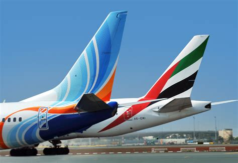 emirates alliance emirates flydubai alliance to positively impact dubai s