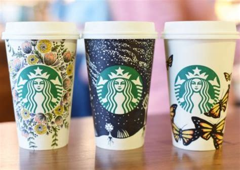 Cup Design Contest | winners of starbucks partner cup design contest announced