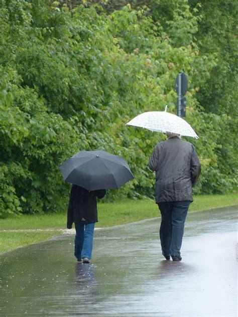 rainy weather horrible walk  photo  pixabay