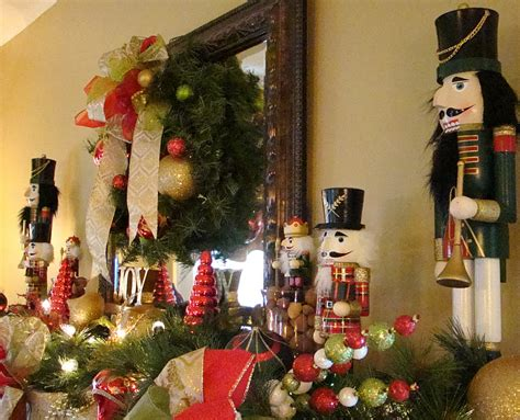 fireplace nutcracker celebrate the joyful moments in your home with welcoming decorations for