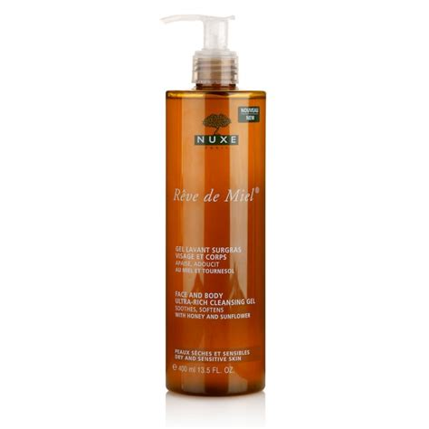 Nuxe Detox by Nuxe Reve De Miel Cleansing Gel 400 Ml 163 12 95