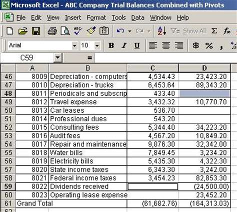excel chart of accounts template the gallery for gt chart of accounts template excel
