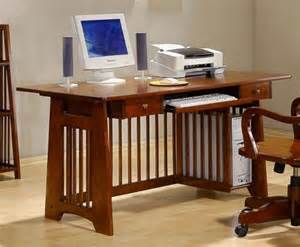 Mission Style Computer Desks How To Build Mission Computer Desk Plans Pdf Plans